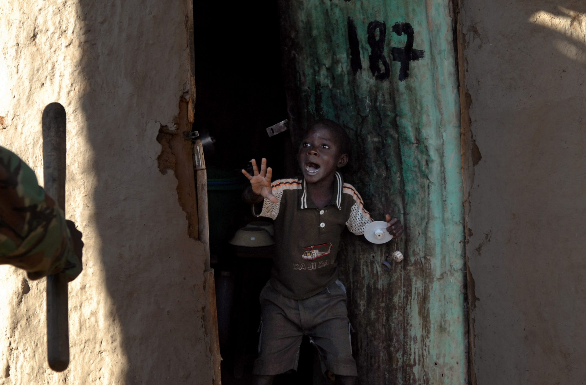 NAIROBI, KENYA, JANUARY 17, 2008:  